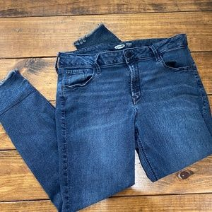 Old Navy Rockstar super skinny jean